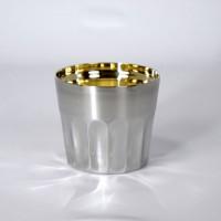 Silky tumbler S(24-carat gold)